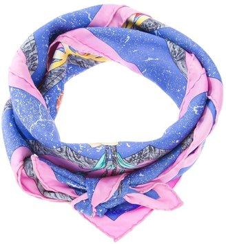Hermes Vintage 'Pierres d'Orient et d'Occidents' scarf