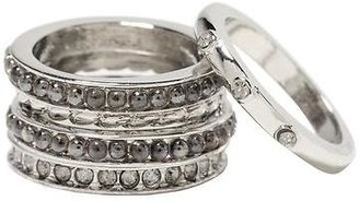 Banana Republic Sparkle stack ring