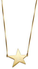 Arena CPH Elsie Gold Star Necklace