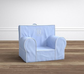 Pottery Barn Kids Blue Harper My First Anywhere Chair®