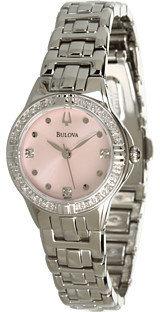 Bulova Ladies Diamond - 96R171