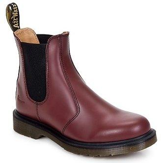 Dr. Martens 2976 CHELSEA BOOT women's Mid Boots in Bordeaux
