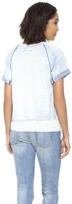 Current/Elliott The Rolled Sleeve Sweatshirt