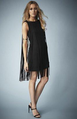 Topshop Kate Moss for Long Fringed Tassel Dress