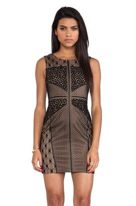 Heartloom Wilson Mixed Lace Dress