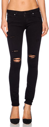 PAIGE Verdugo Ultra Skinny in Black $199 thestylecure.com
