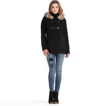 Rachel Roy Toggle Sweater Coat