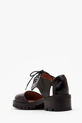 Jeffrey Campbell Missing Oxford
