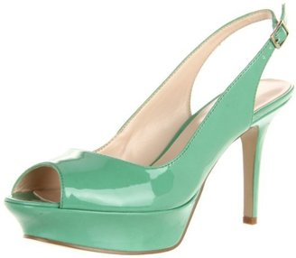 Nine West Women's Justsmile Slingback Pump