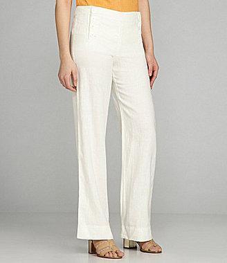M.S.S.P. Linen Sailor Pants