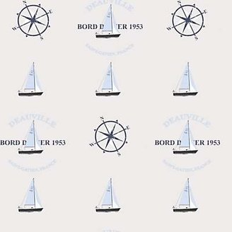 Galerie Yacht Design Paste the Wall Wallpaper