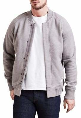 Levi's Mighty Made Fleece Bomber Jacket