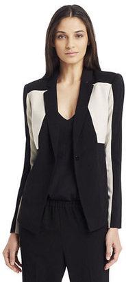 Kenneth Cole NEW YORK Margaret Color-Block Jacket