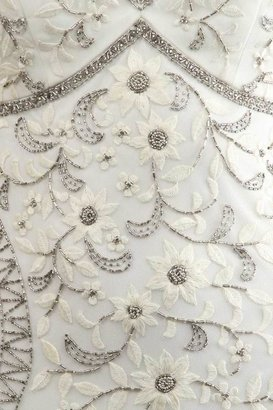 Sue Wong Antique Embroidered Gown