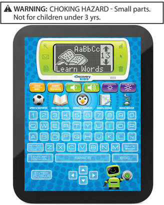 Discovery Kids Toy, Learning Tablet $39.99 thestylecure.com