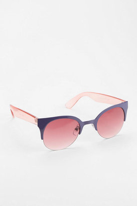 Cat Eye Pink Element Cat-Eye Sunglasses