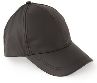French Connection Rosie Faux Leather Cap
