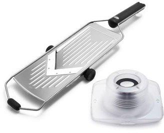 Rosle Adjustable V-Slicer with Grip
