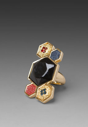 House Of Harlow Cluster Ring