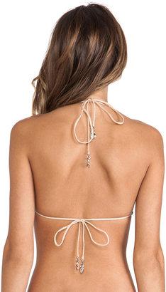 Zimmermann Haze Reversible Triangle Bikini