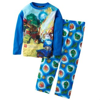 Lego legends of chima 2-pc. pajama set - boys 8-12