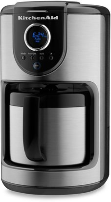KitchenAid 10-Cup Thermal Carafe KCM112OB Coffee Maker
