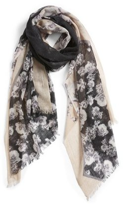 Nordstrom 'Coming Up Roses' Scarf