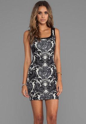 Bailey 44 Twisted Heart Tank Dress