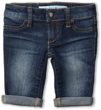 Joe's Jeans Girls' Denim Pirate in Beaven (Toddler/Little Kids) (Beaven) - Apparel