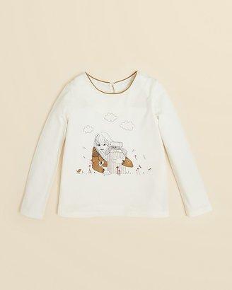 Chloé Girls' Graphic Print Tee - Sizes 8-14