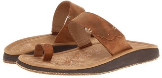 OluKai Hauhoa W (Cognac/Toffee) - Footwear