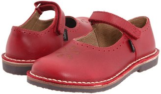 Aster Kids - Dita AW11 (Toddler/Youth) (Red Leather) - Footwear