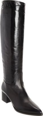 Miu Miu Pointed Toe Knee Boot