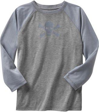 Gap Graphic raglan shirt