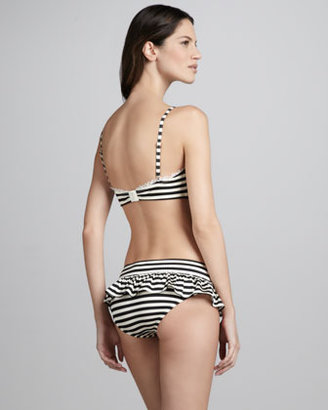 Juicy Couture Boudoir Striped Skirted Bottom