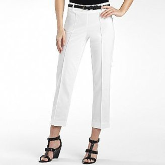 JCPenney Worthington® Belted Sateen Ankle Pants