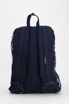 JanSport Zigzag Splatter Backpack