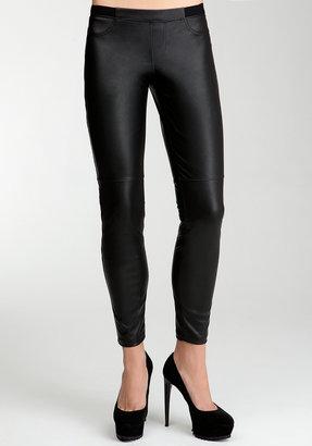 Bebe Leatherette Legging