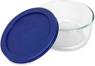 Pyrex 2-Cup Round Bowl with Lid