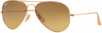 Ray-Ban Original Aviator Sunglasses, RB3025 55 $200 thestylecure.com