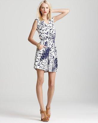 Shoshanna Dress - Faye Printed Dress