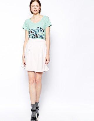 See by Chloe Short Sleeve Logo T-Shirt