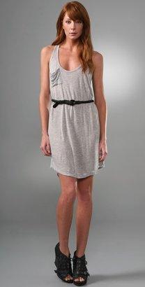 Patterson J. Kincaid Greenwich Belted Tank Dress
