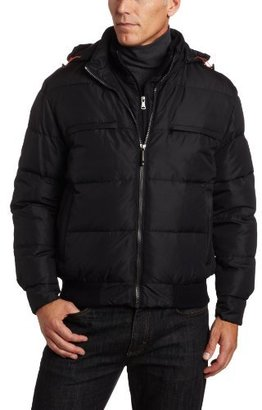 Hawke & Co Men's Mayer Puffer With Hood Jacket
