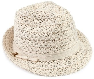 Hat Attack Women's Lace Feodra Hat
