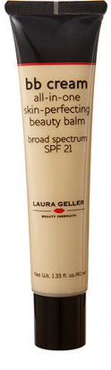 Laura Geller BB cream all-in-one skin-perfecting beauty balm broad spectrum SPF 21, Fair 1.33 oz (39 ml)