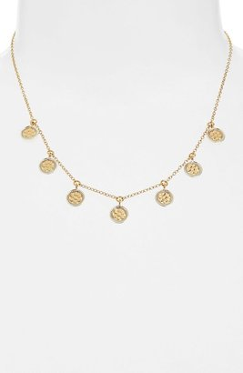 Anna Beck Charm Collar Necklace