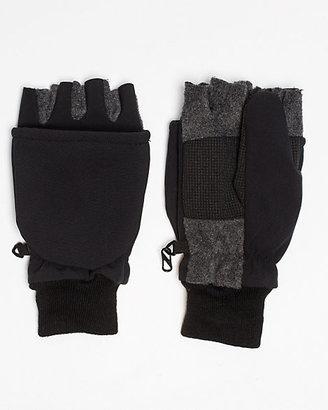 Le Château Knit Fingerless Glove