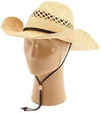 San Diego Hat Company RHC Cowboy Hat (Natural) Traditional Hats