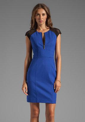 Nanette Lepore Rabat Ponte Tahmira Dress